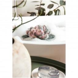 Créative Bubble Print pour éponge 01 Rose platine