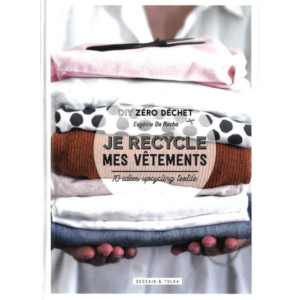 Livre : Je recycle mes vêtements