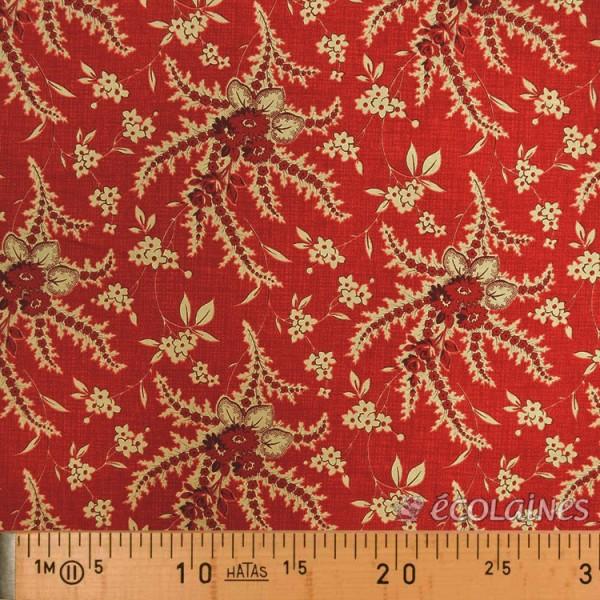 Tissu Moda -  Cochineal legacy