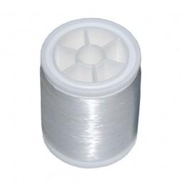 Fil élastique à tricoter transparent