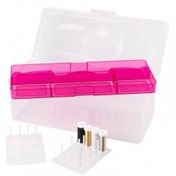Boîte de couture plastique avec range bobines Bohin