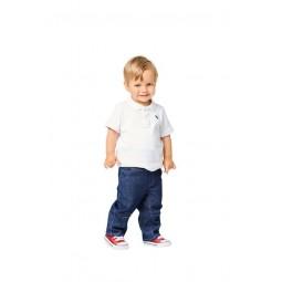 Patron Burda 9359 - Pantalon à ceinture élastique pour enfant