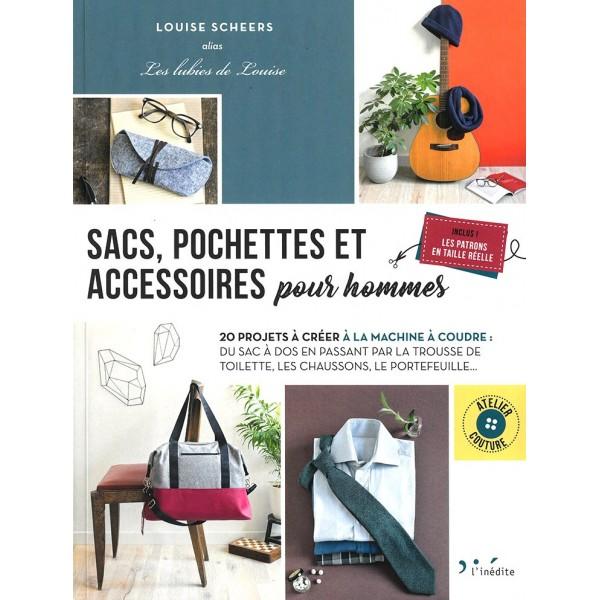 Livre : Sacs, pochettes et accessoires pour hommes