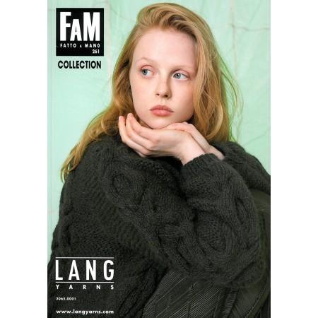 Catalogue Lang Yarns n°261 - Collection