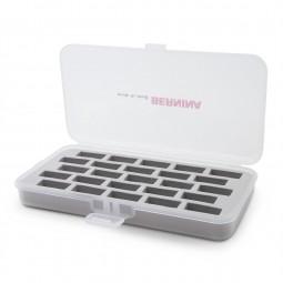Boîte de rangement pour 25 canettes Bernina Série 4, 5, 7 et 8