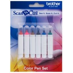 Ensemble de stylos couleur permanente Scan N Cut