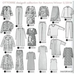 Ottobre design - 2019/5 Automne/Hiver