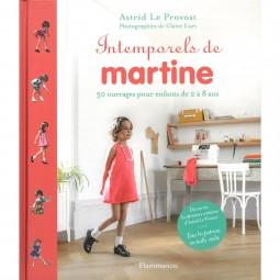 Livre : Intemporels de Martine