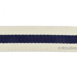 Sangle coton 30 mm - Plage