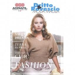 Catalogue de tricot Adriafil n°67 Dritto & Rovescio