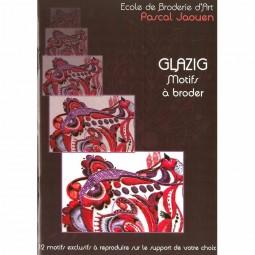 Livre : Glazig, motifs à broder