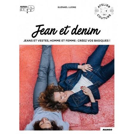 Livre de couture : Jean et denim