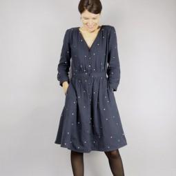 Patron atelier Scammit - Harmonie - Robe ou blouse