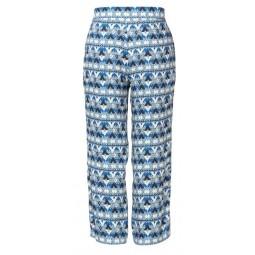Patron Burda 6218 - Pantalon droit poches invisibles ou plaquées