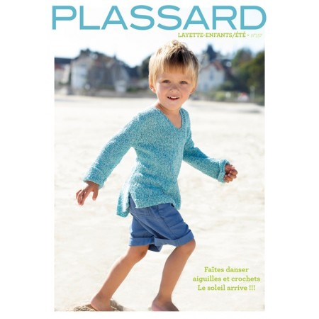 Catalogue Plassard n°157 - Layette enfant été