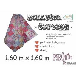 Molleton Édredon 1,60 x 1,60 m