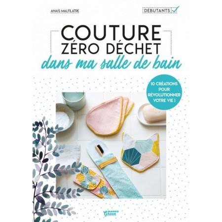 Livre : Couture zero déchet dans ma salle de bain