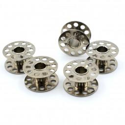 5 Canettes métal Singer 15K plates