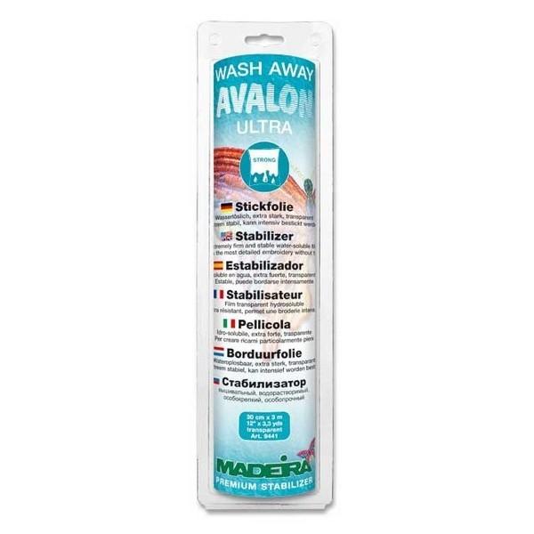Avalon Ultra film hydrosoluble Madeira