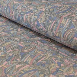 Tissu Liberty - Royal suits
