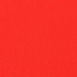 Tissu gabardine - Chino rouge