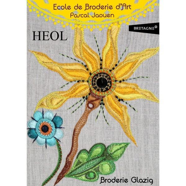 Kit de broderie : Coffret Glazig - Heol