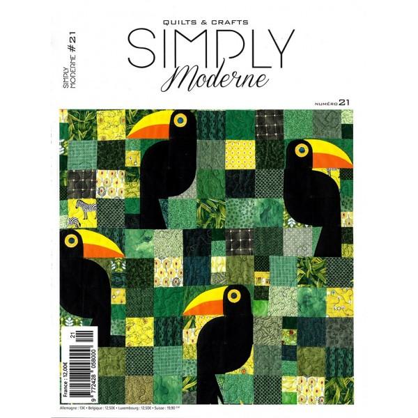 Magazine : Simply Moderne n°21