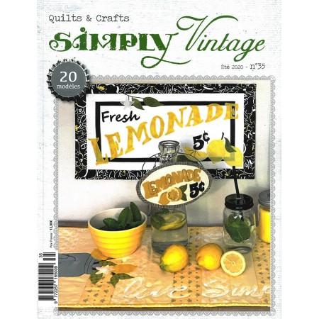 Livre : Simply vintage n°35 - Eté 2020