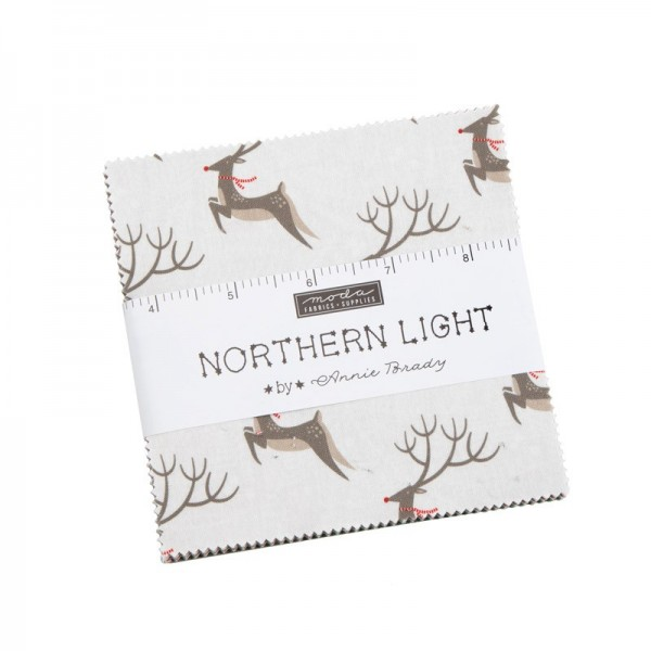 Charm pack - Northern Light par Annie Brady
