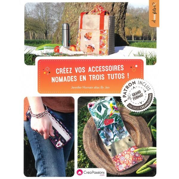 Livre - Créez votre sac et ses accessoires en trois tutos