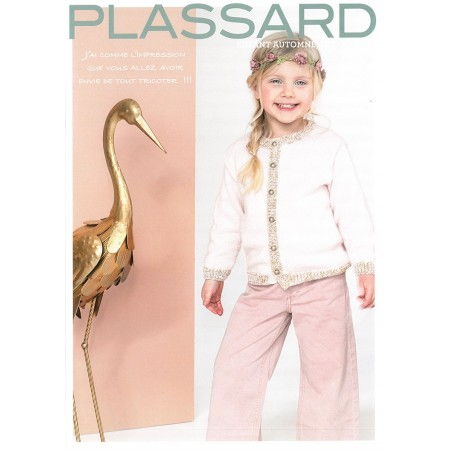 Catalogue Plassard n°162 - Enfant automne hiver