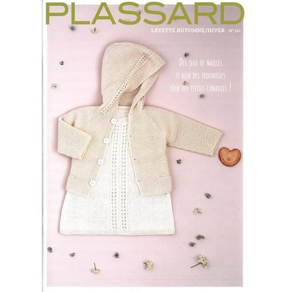 Catalogue Plassard n°161 - Layette automne hiver