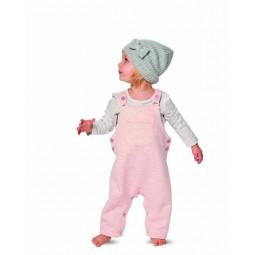 Patron Burda 9295 - Salopette bébé à bretelles