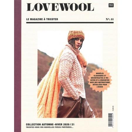 Magazine tricot - Lovewool n°11