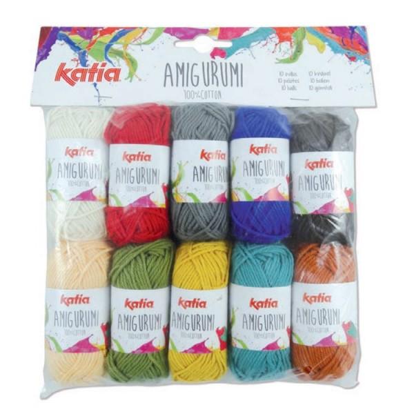 fil 100% coton Amigurumi - automne