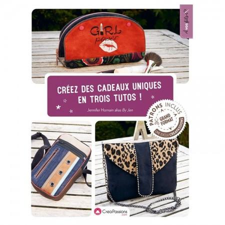 Livre : Créez votre sac et ses accessoires en trois tutos