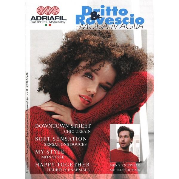 Catalogue Adriafil n°69 Dritto & Rovescio