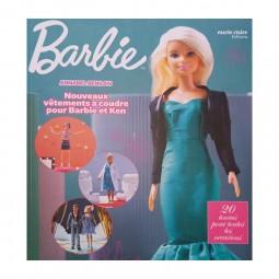Livre :  Vêtements à coudre pour Barbie