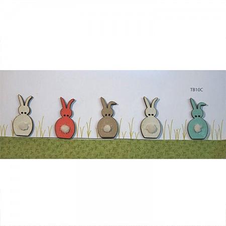 The Bee Company - spring rabbits