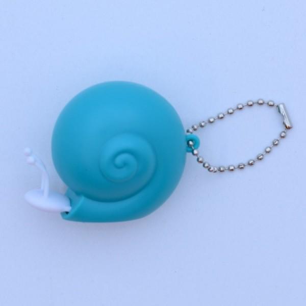 Centimètre escargot bleu 100 cm