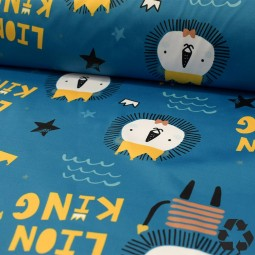 Tissu PUL La Panda Love Fabrics - Lion king