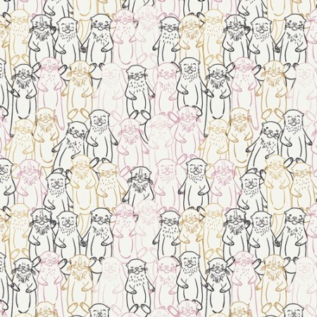 Art Gallery Fabrics - Pine lullaby - Rediscovered snuggery warmth