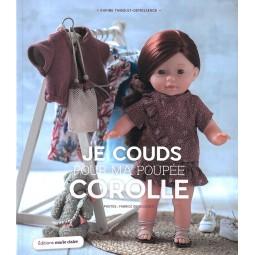 Livre : Je couds pour ma poupée corolle