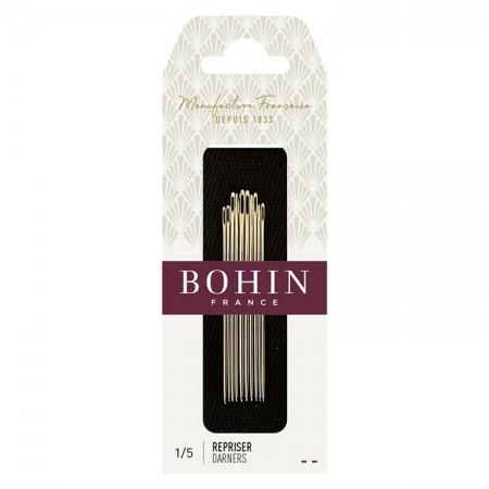 Aiguilles à repriser Bohin n°01-05