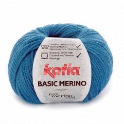 Basic merino 01 Blanc - Laine fine classique de Katia