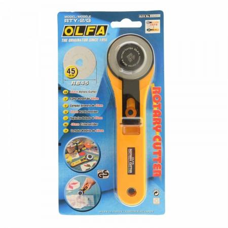 Cutter rotatif 45 mm Olfa