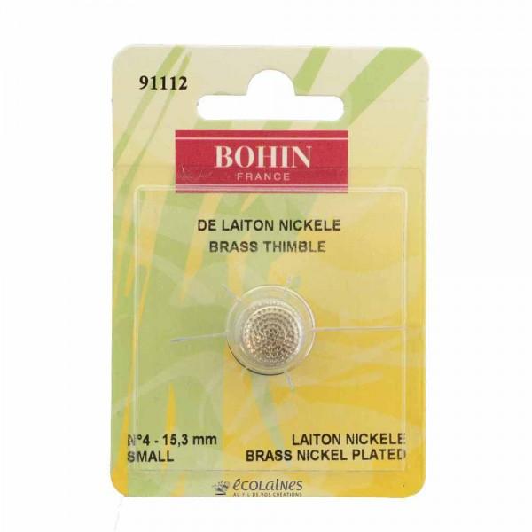 Dé à coudre Bohin 15,3mm