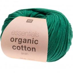 Essentials Organic Cotton 001 Blanc