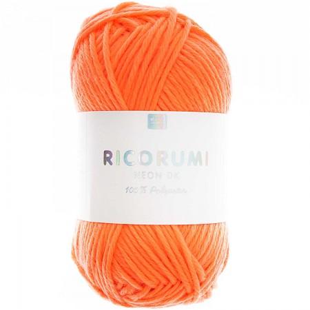 Ricorumi Néon de Rico design - Orange fluo