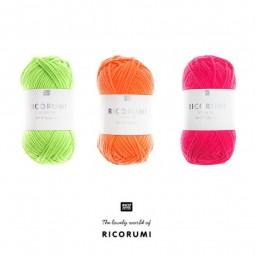 Ricorumi Néon de Rico design